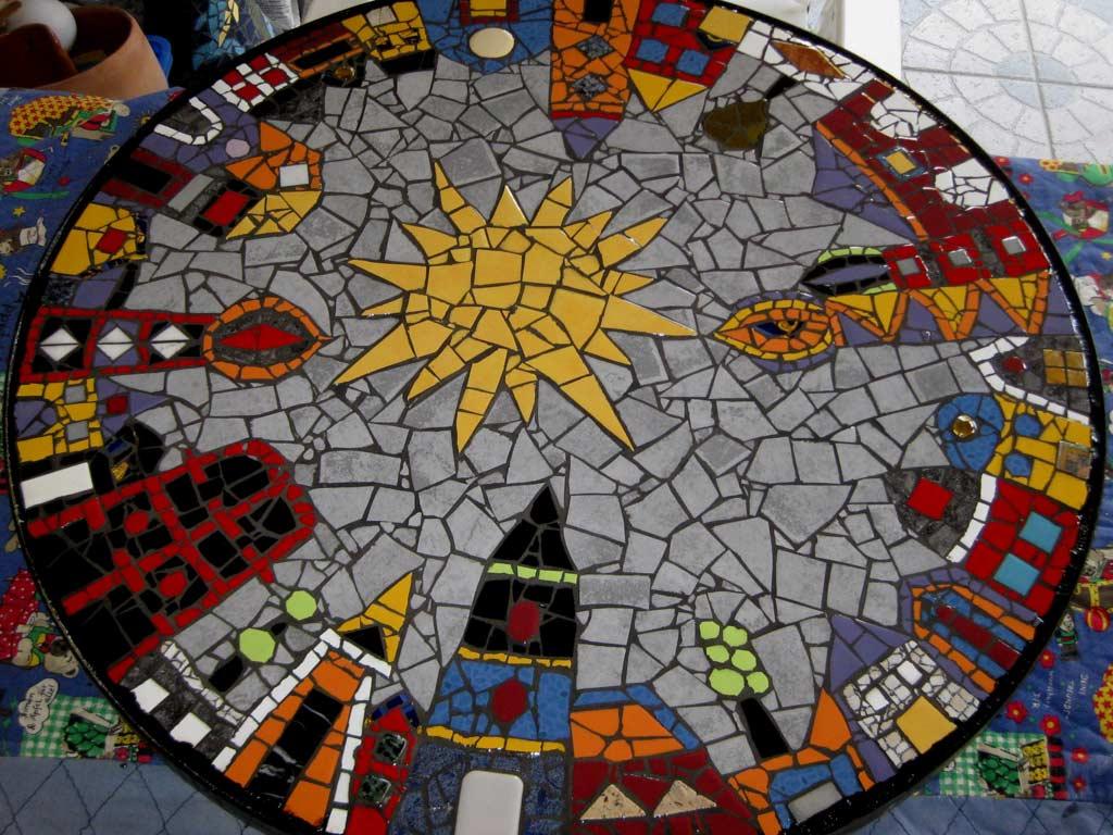 Wunderbar Mosaik Garten Das Beste Von 01 02 03